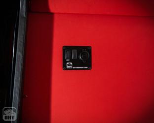 Sprinter Van Camper Interior Outlet Panel