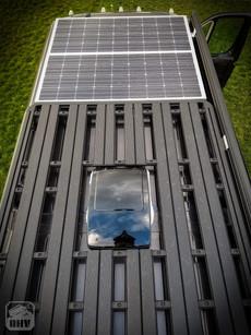 Promaster Van Camper Roof Rack Solar