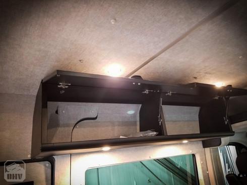 Promaster Van Camper Overhead Cabinets