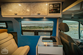 Sprinter Van Camper Overhead Storage