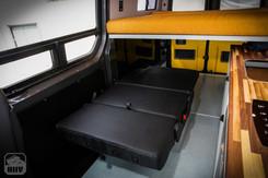 Sprinter Van Camper Passenger Bed