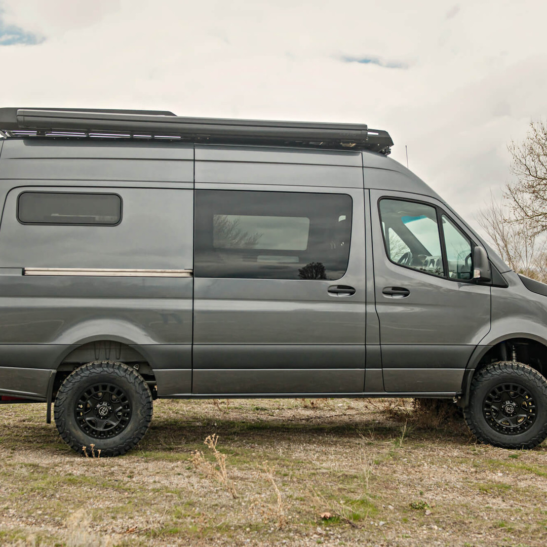 Sprinter Lift Kits