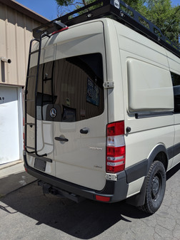 Sprinter Van Camper Rear