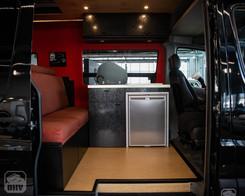 Sprinter Van Camper Floor