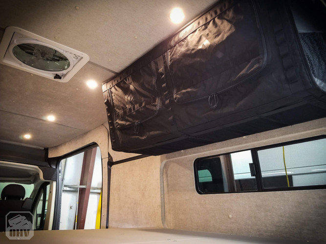 Promaster Van Camper Interior Lights