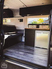 Promaster Van Camper Cabin Flooring