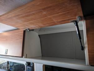 Sprinter Van Camper Kitchen Cabinets