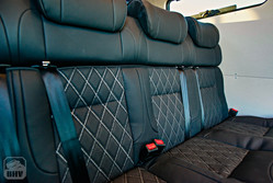 2019 Sprinter Van Camper Passenger Seating