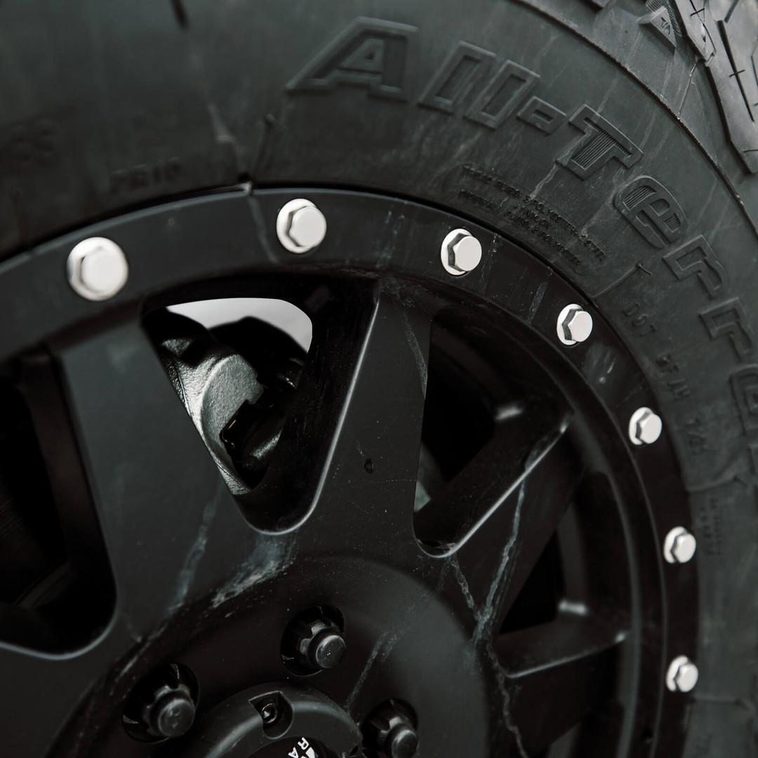 Tire Upgrades