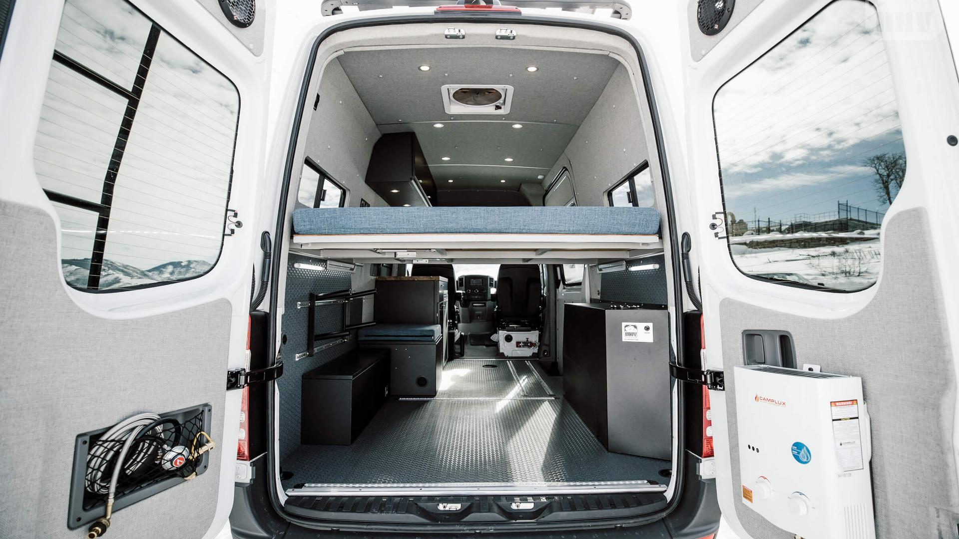 OHV Modular Interior