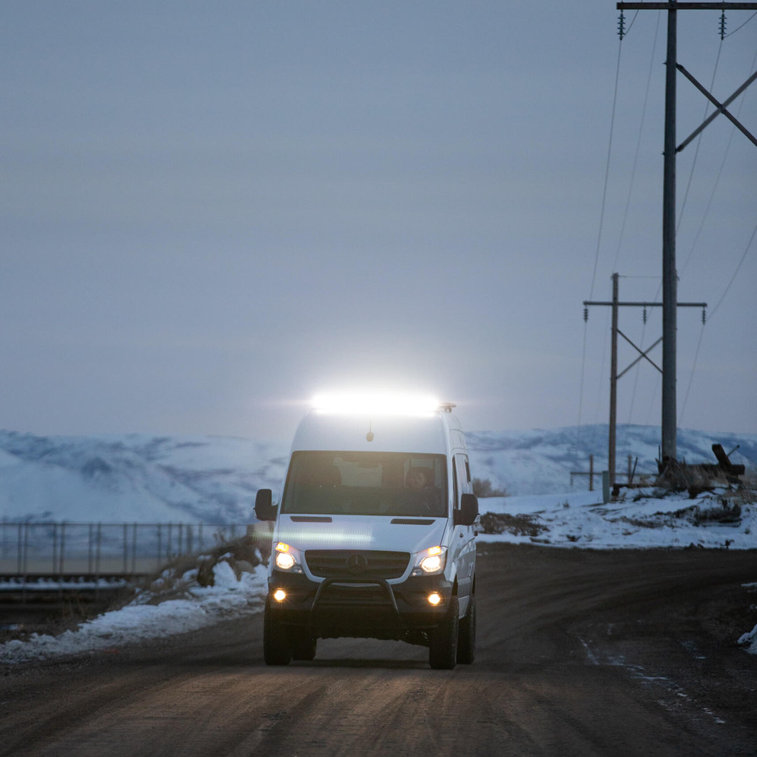 Off-Road Driving Floodlights
