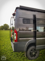 Promaster Van Camper Rear Ladder