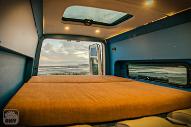 Sprinter Van Camper Bed