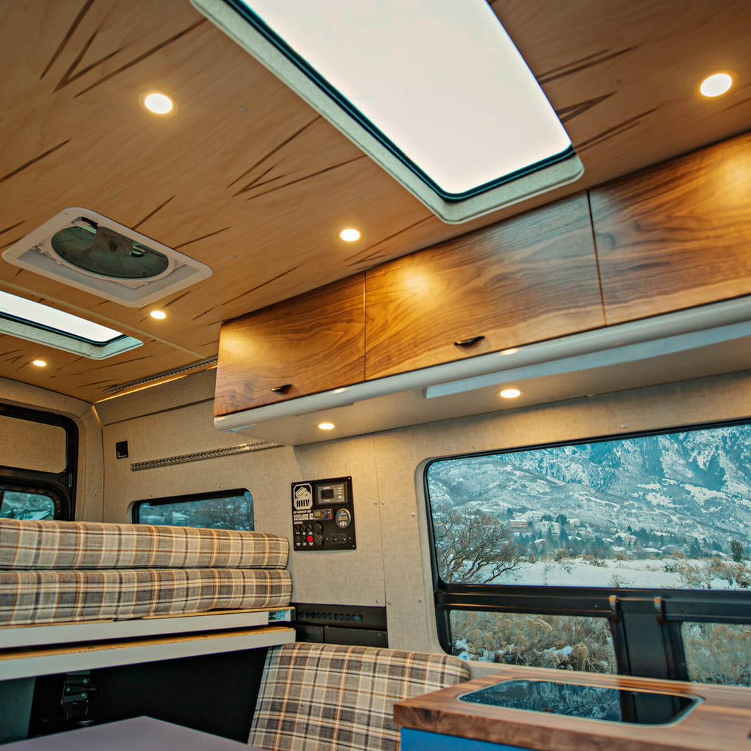 Interior Cabin Lighting