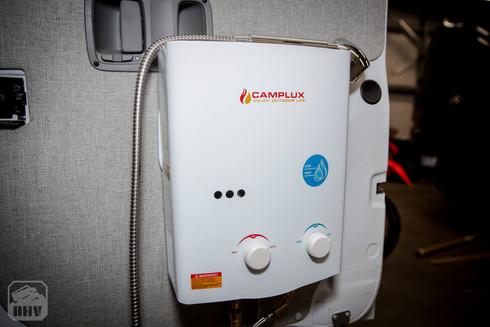 Sprinter Van Camper Showew Water Heater