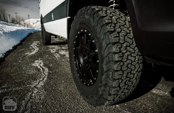 Sprinter Van Camper Tire Upgrades