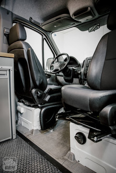 Sprinter Van Camper Swivel Seat