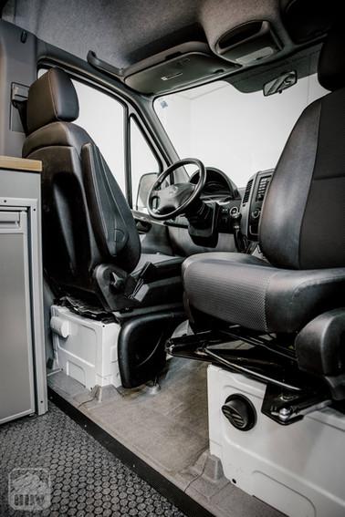 Sprinter Van Camper Swivel Seat