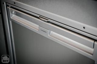 Sprinter Van Camper Refrigerator