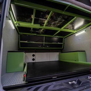 Garage Area Cargo Lighting