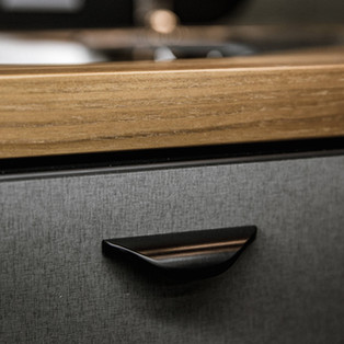 Galley Cabinet Detail