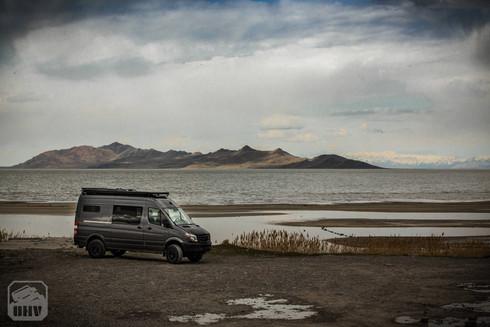 Sprinter Van Camper Exterior