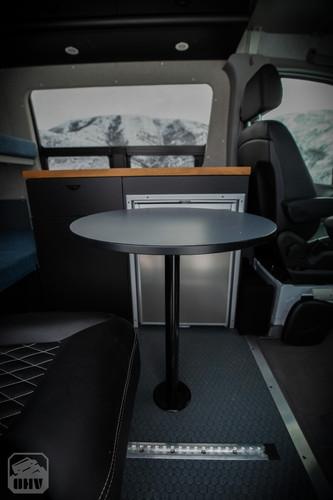 Sprinter Van Camper Kitchen Table