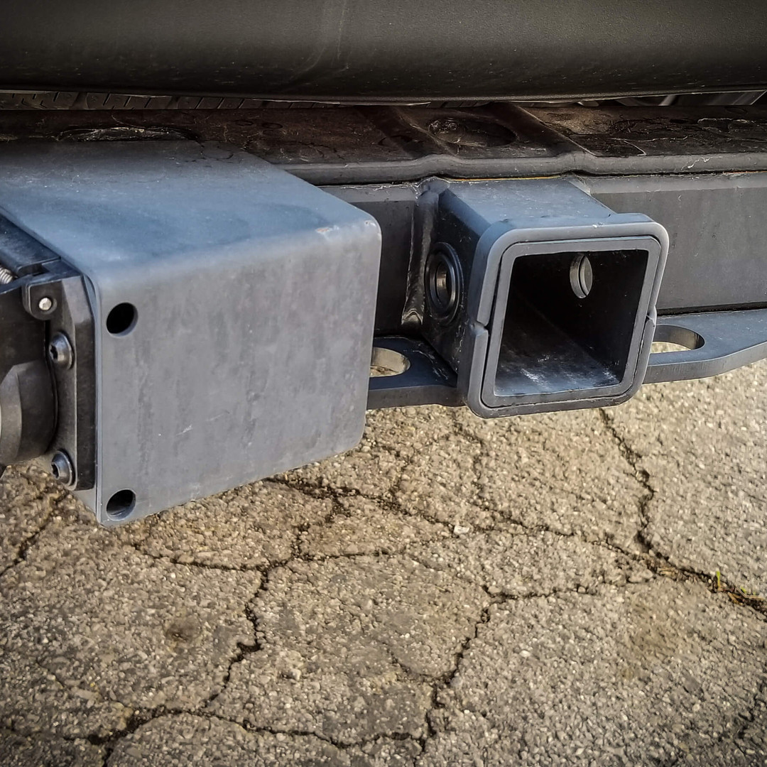Sprinter or ProMaster Tow Hitch