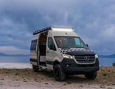 Sundance Kid Mercedes Sprinter