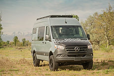 Doc Holiday Mercedes Sprinter