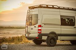Sprinter Van Camper Exterior View