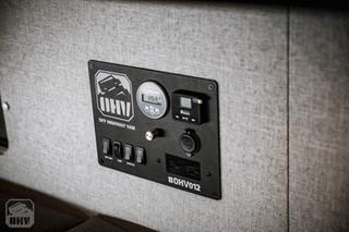 Sprinter Van Camper Electrical Panel