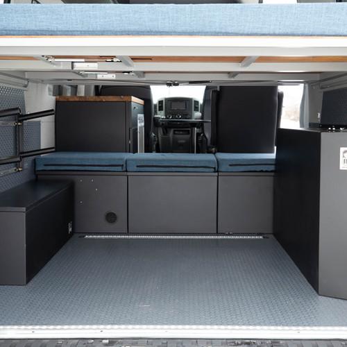 Interior Cargo Garage