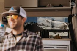 Promaster Van Camper Kitchen Windows