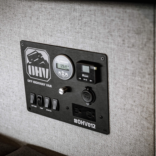 OHV Central Electrical Panel