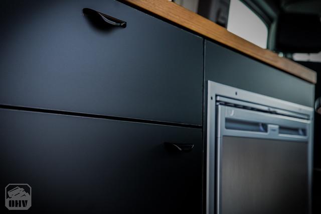 Sprinter Van Camper Kitchen Cabinet