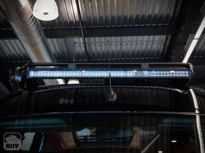 Sprinter Van Camper Light Bar