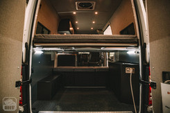 Sprinter Van Camper Interior Lighting
