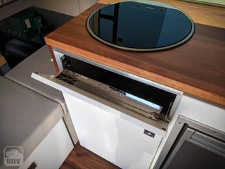 Sprinter Van Camper Kitchen Drawer