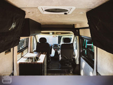 Promaster Van Camper Interior Build