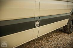 Sprinter Van Camper OHV Badge