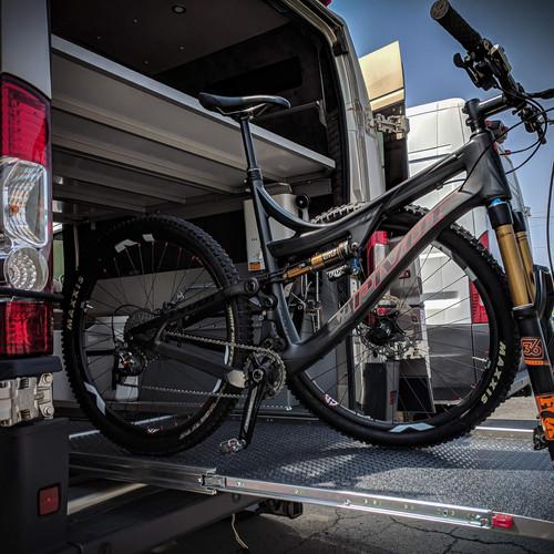 OHV Bike Cargo Tray Slider