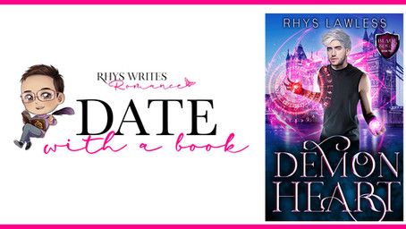 Date With A Book - Demon Heart