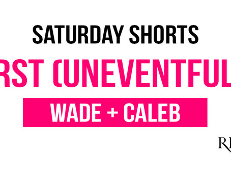 The First (Uneventful) Date - Saturday Shorts