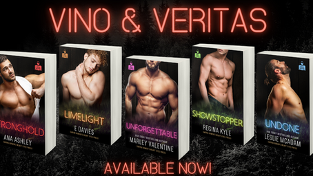 Vino & Veritas: The last 5 entries are OUT now