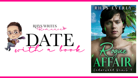 Date with a Book - Rogue Affair