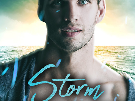 Storm Bound - Cover Reveal