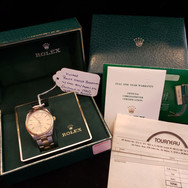 ROLEX W/ BOX & PAPERS