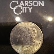CARSON CITY DOLLAR