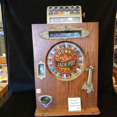 ALL ORIGINAL SLOT MACHINE